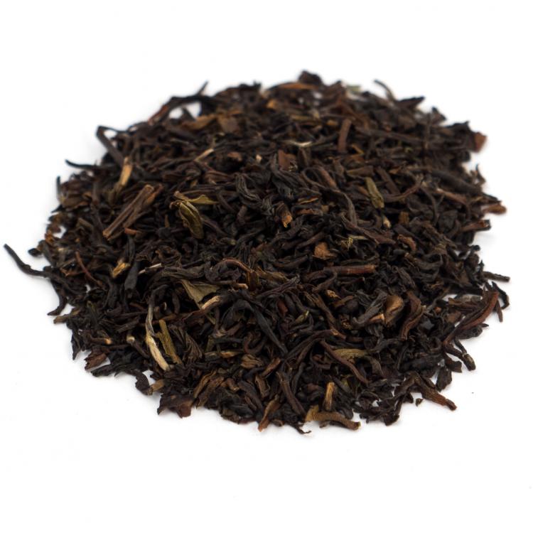 Té negro Darjeeling del año