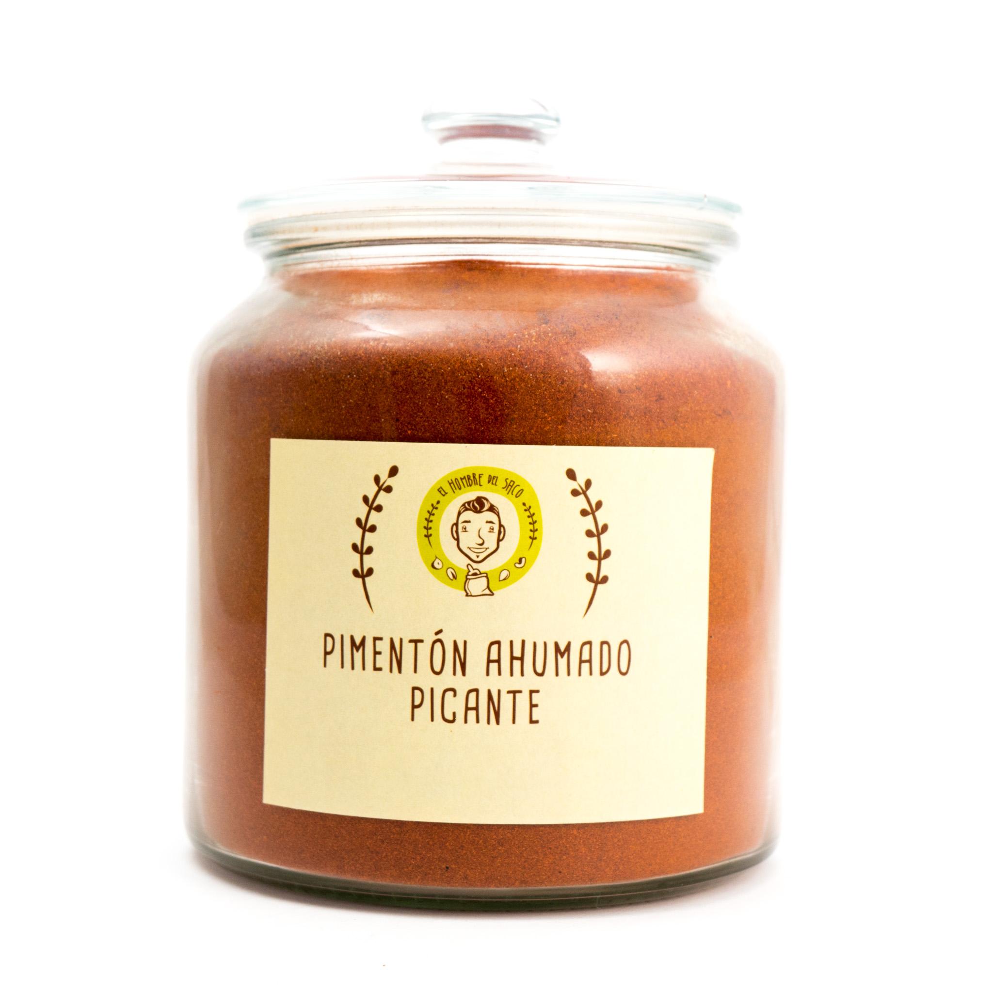 Pimentón ahumado picante