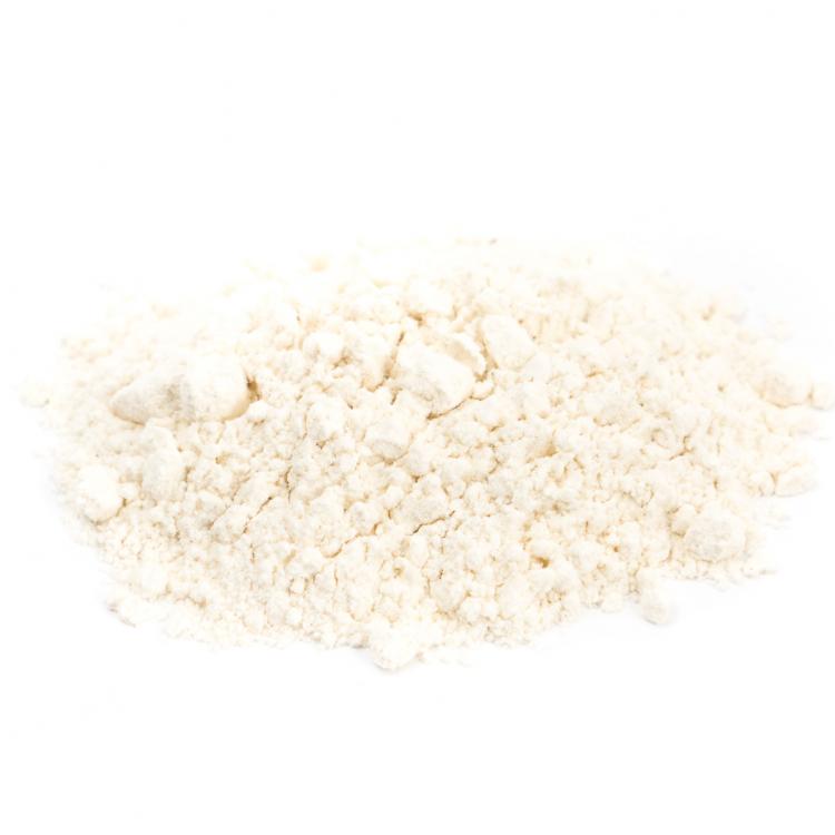 Gelatina vegetal en polvo