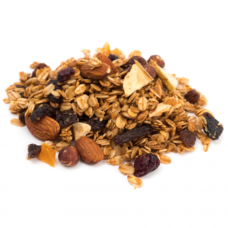 Muesli with honey