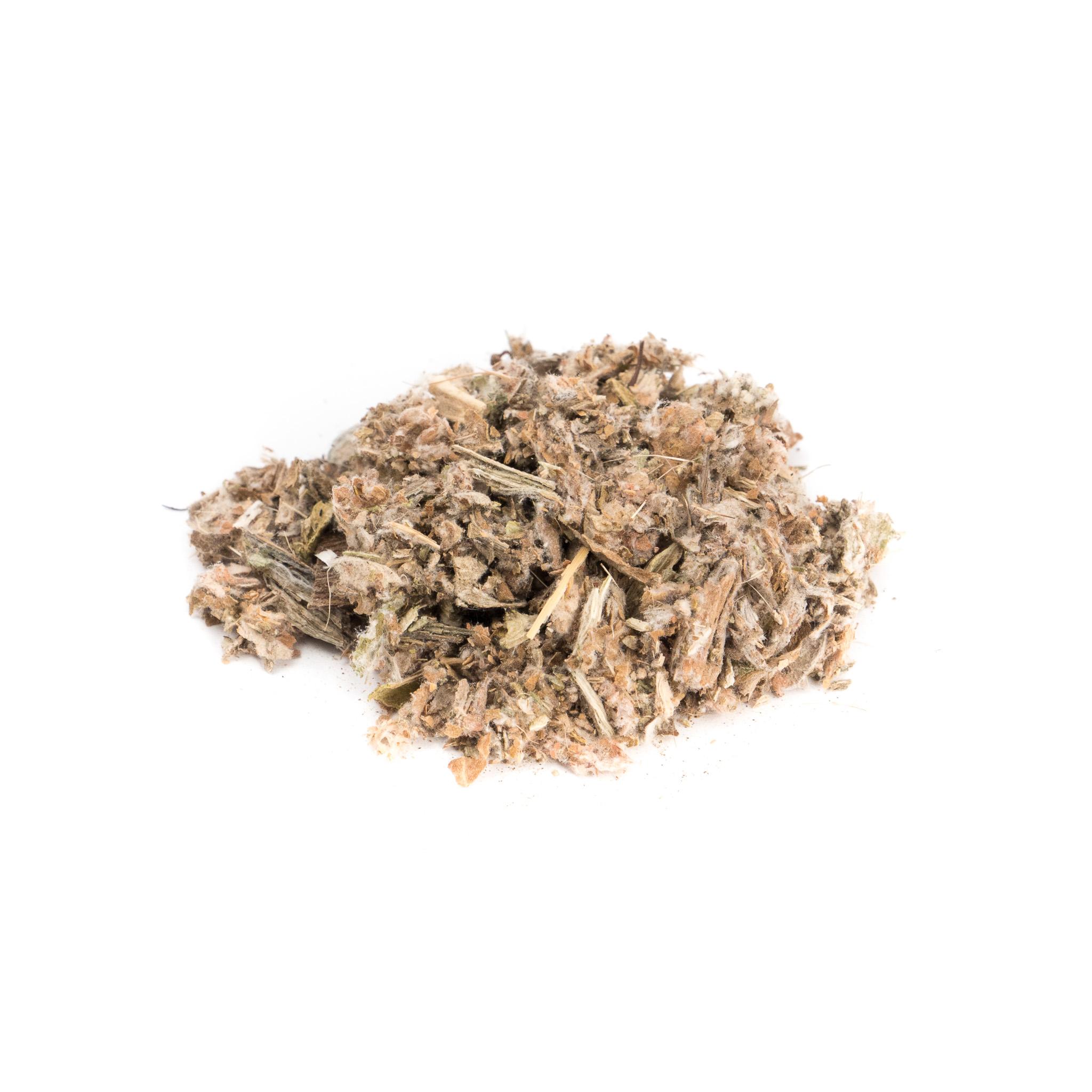 Alcachofera planta cortada
