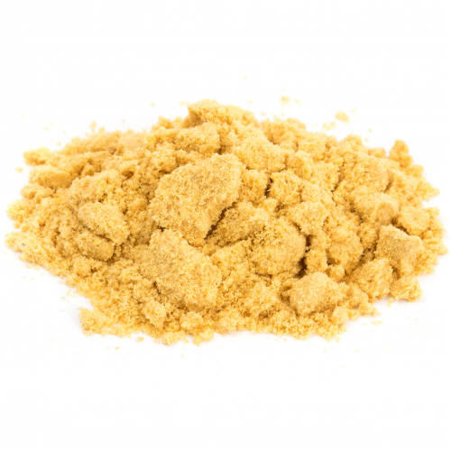 Mostaza amarillo en polvo