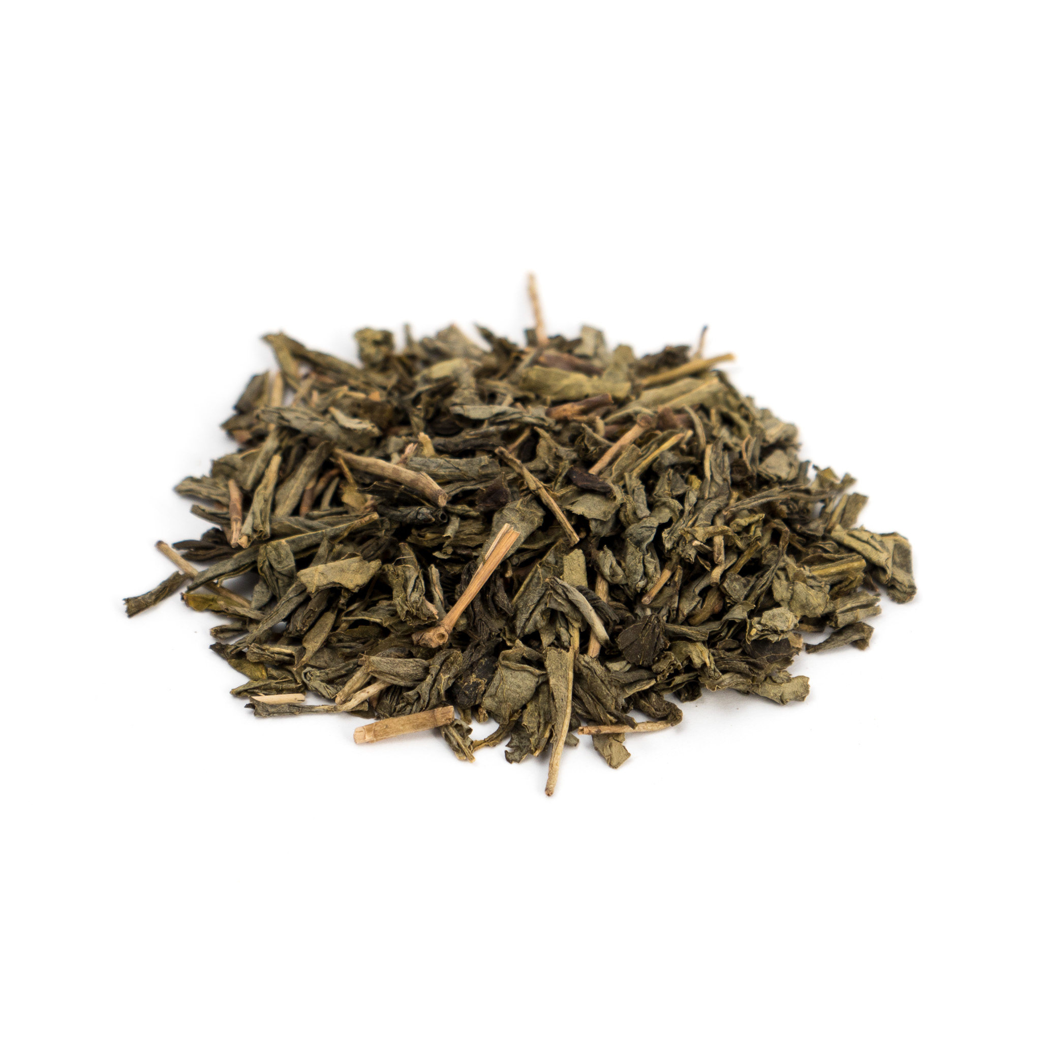 Té verde China Sencha desteinado