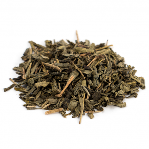 Té verde China Sencha desteinado