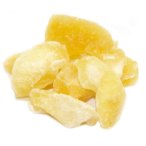 Manzana deshidratada sin azúcar