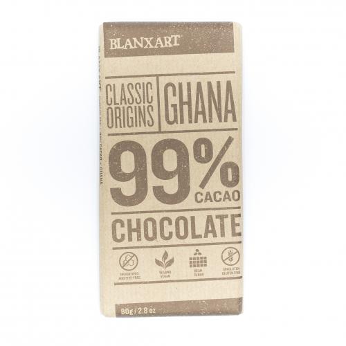 Chocolate negro 99% Ghana