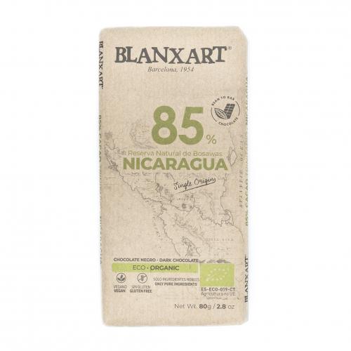 Chocolate negro 85% ecológico