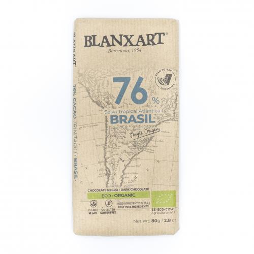 Chocolate negro 76% ecológico
