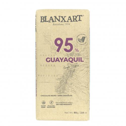 Chocolate negro 95% Guayaquil