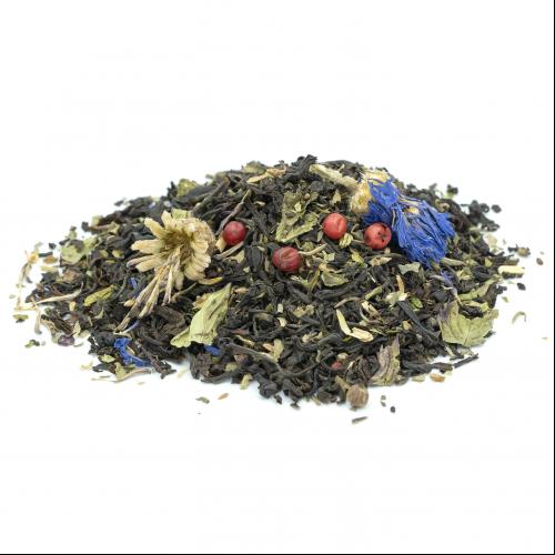 Té negro ecológico con especias