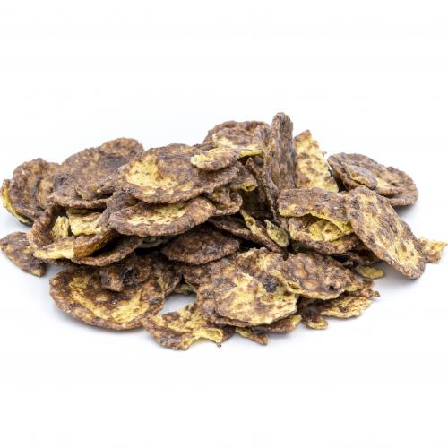 Copos de maíz con chocolate ecológicos